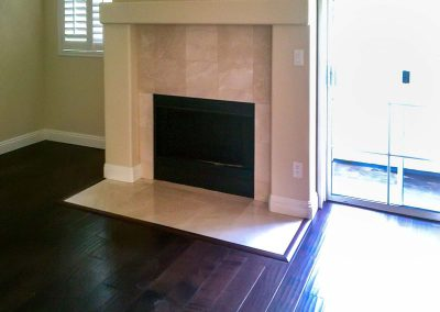 Fire Place Renovation