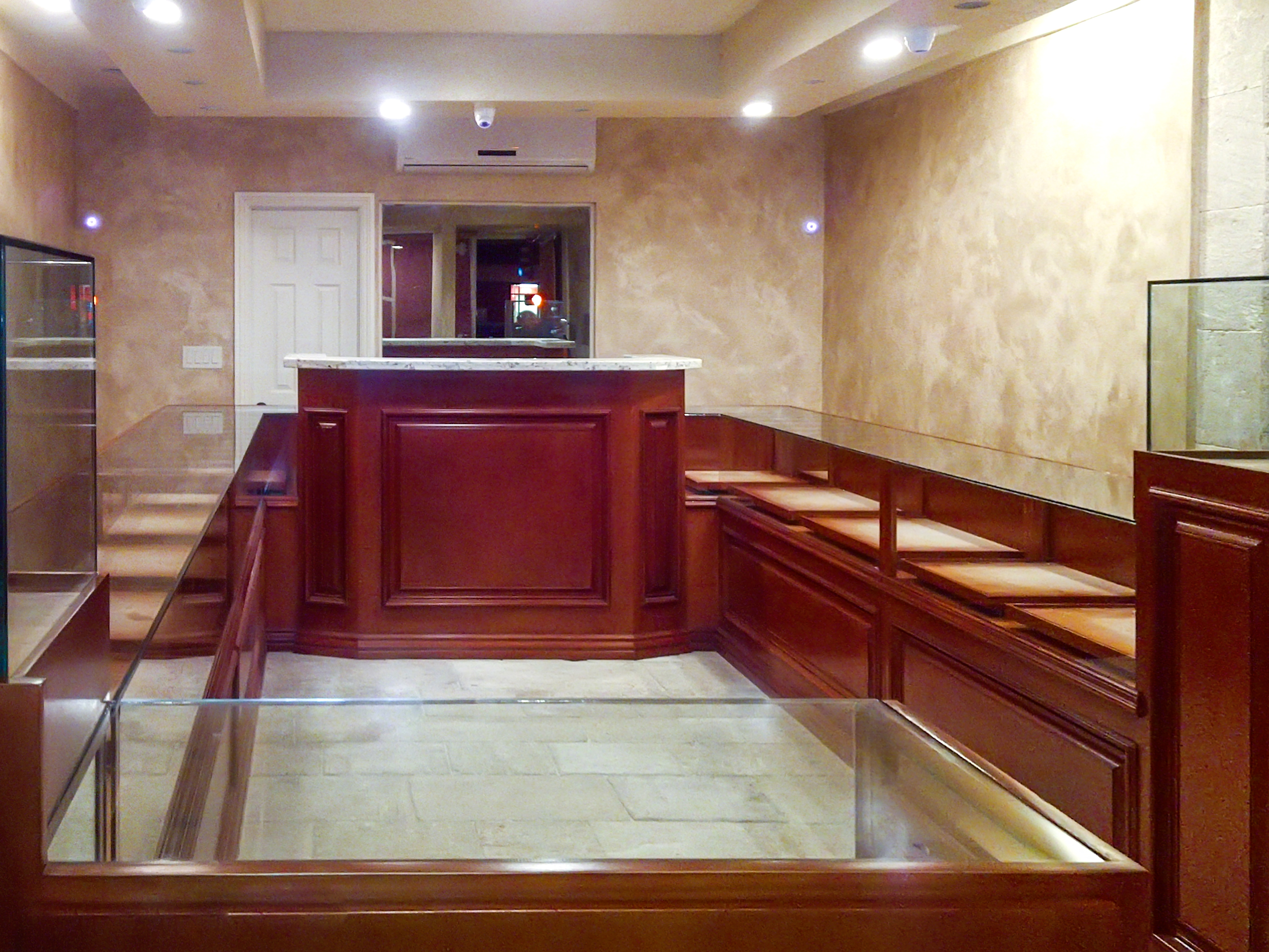 Jewelry Store Renovation